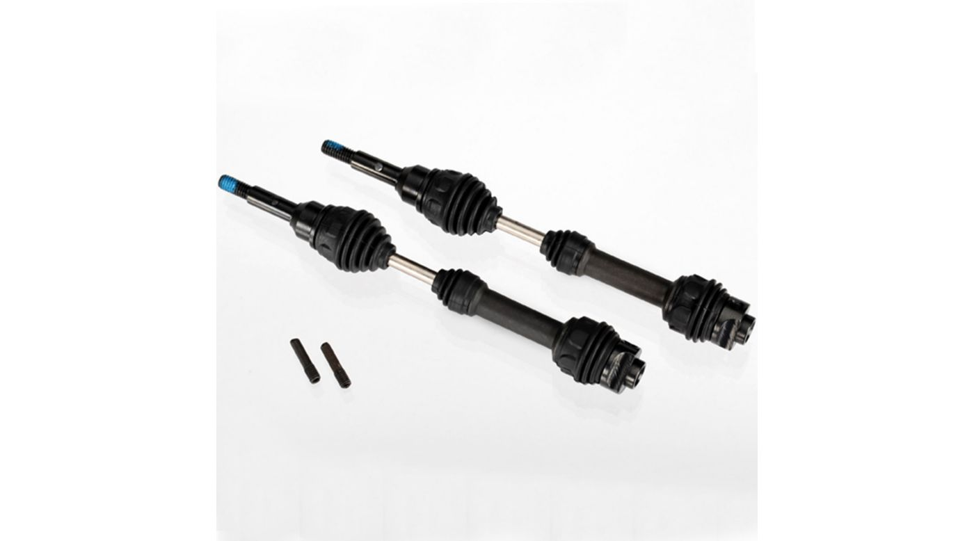 Image for Steel Front Driveshafts: Slash 4x4 from HorizonHobby