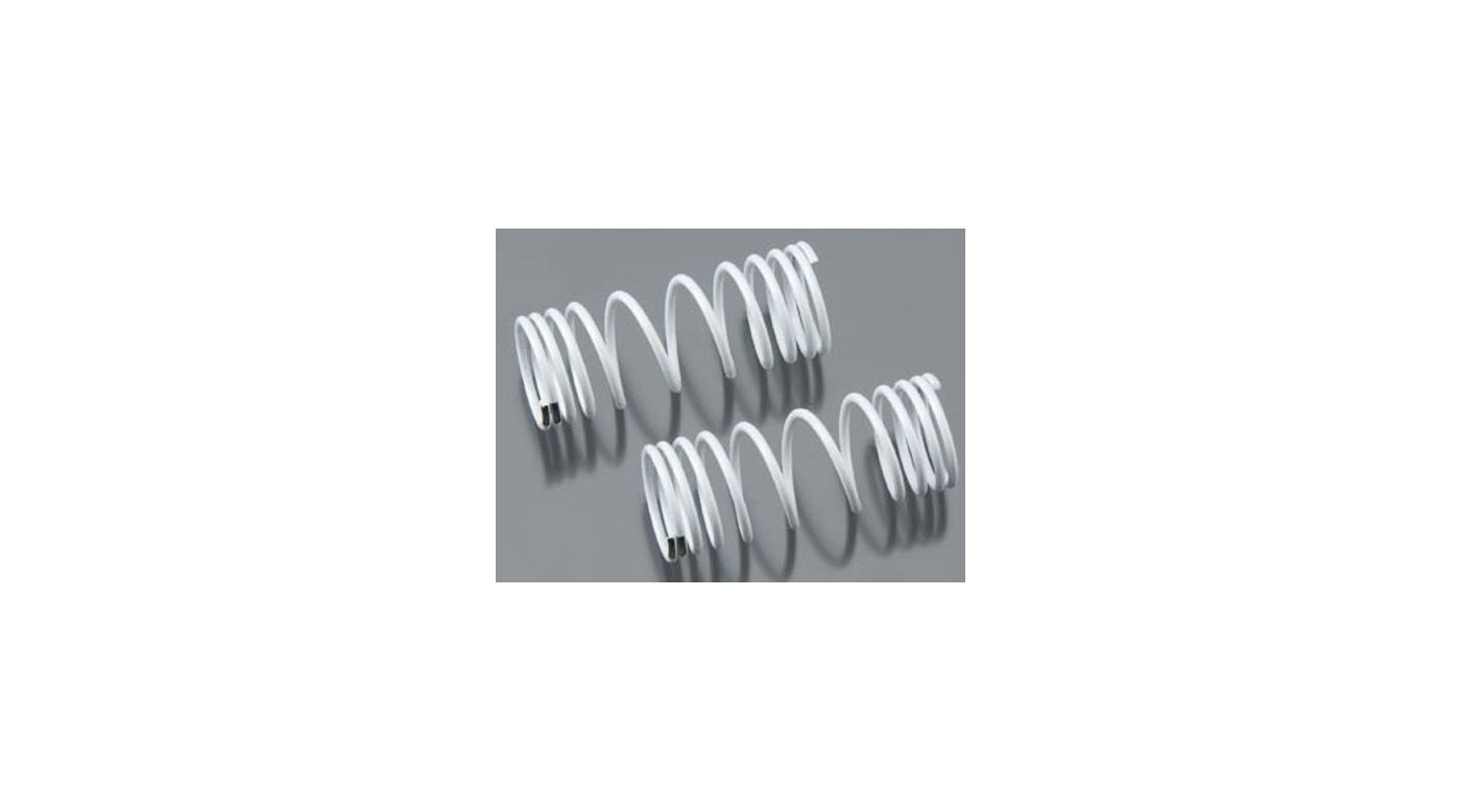 Image for Front Springs, White (2): Slash 4x4 from HorizonHobby