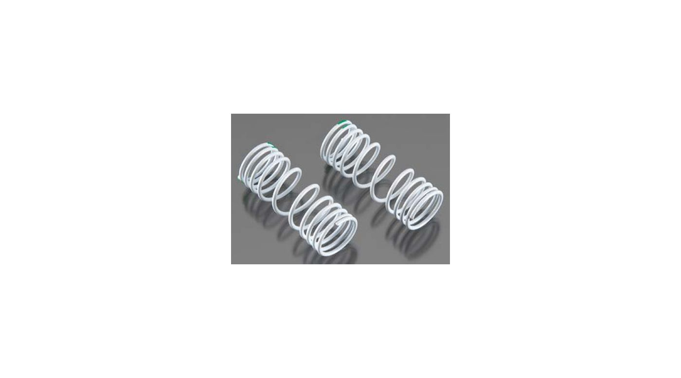 Image for Front Springs, Green -10% Rate (2):Slash 4x4 from HorizonHobby
