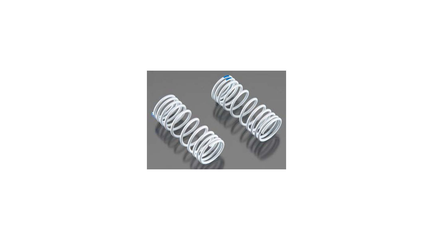 Image for Front Springs, Blue 20% Rate (2): Slash 4x4 from HorizonHobby