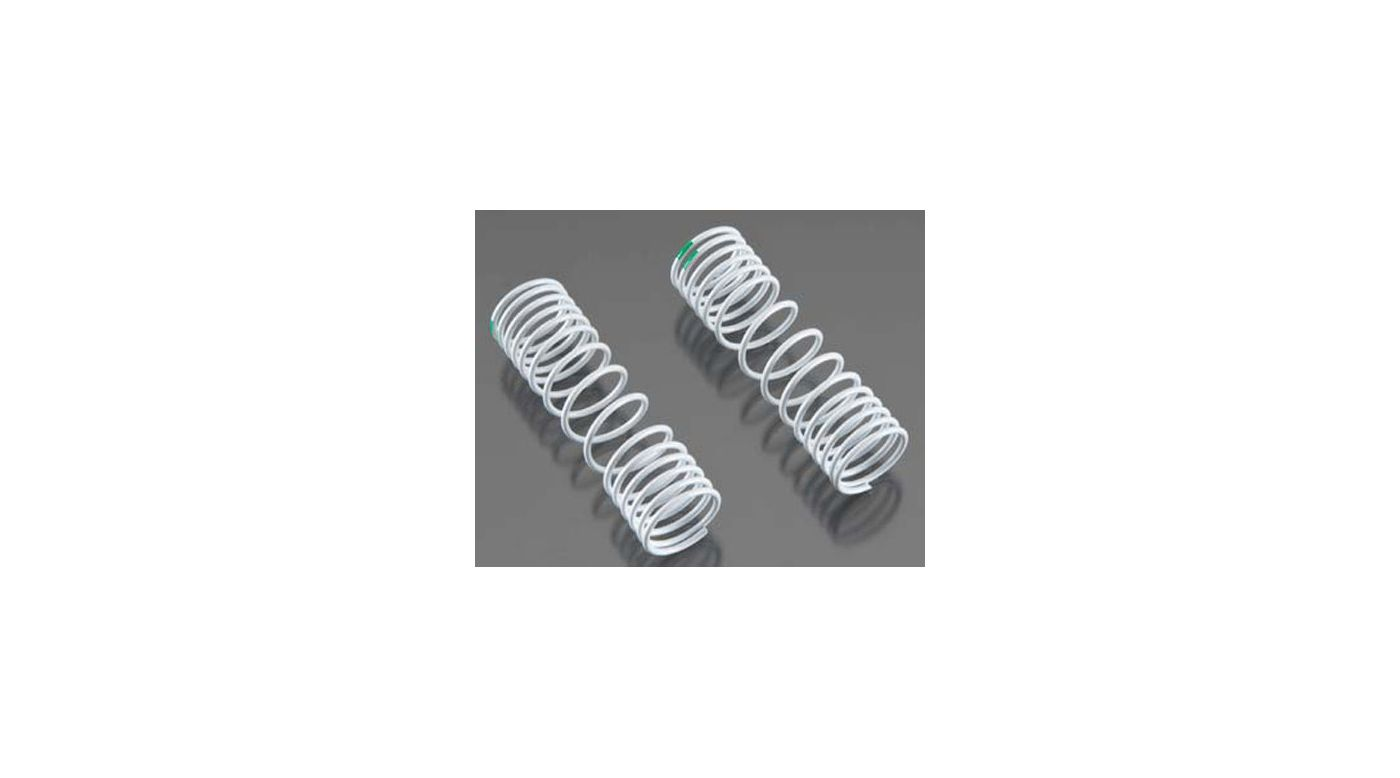Image for Rear Springs, Green -10% Rate (2): Slash 4x4 from HorizonHobby