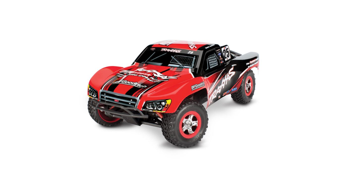 Image for 1/16 Slash 4x4 SCT Brushed RTR, Mark Jenkins #25 Edition from HorizonHobby