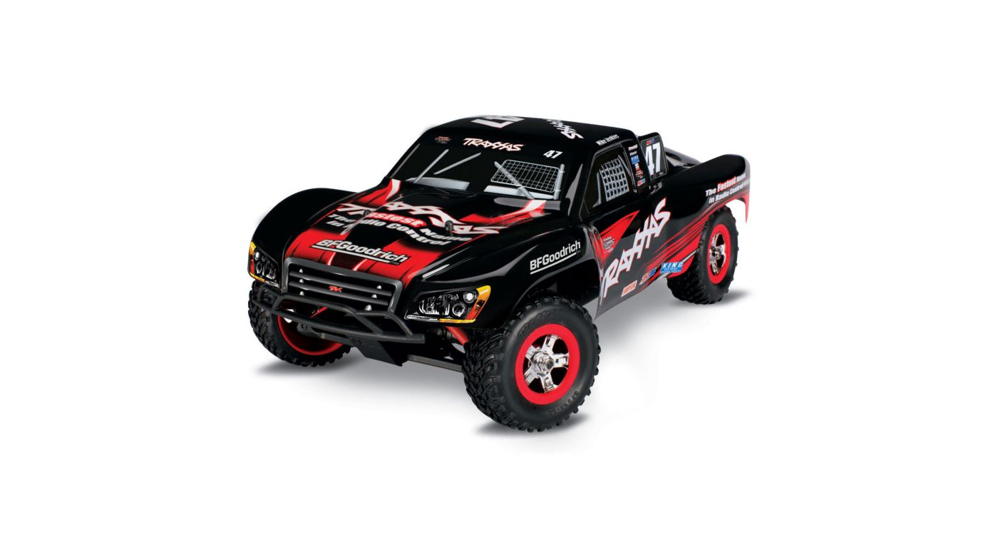 Image for 1/16 Slash 4x4 SCT Brushed RTR, Mike Jenkins #47 Edition from HorizonHobby