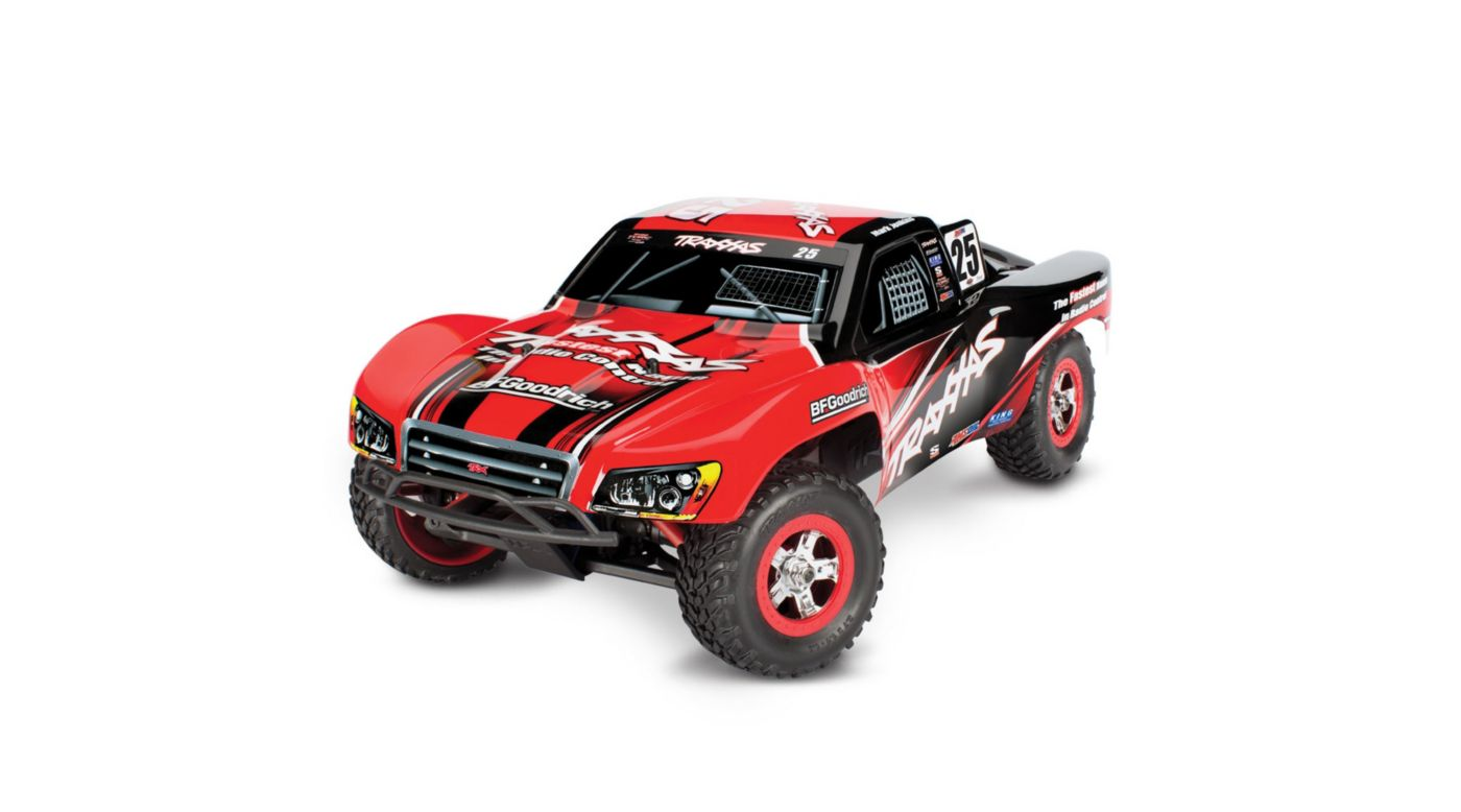 Image for 1/16 Slash 4x4 Brushed RTR Mark Jenkins #25 from HorizonHobby