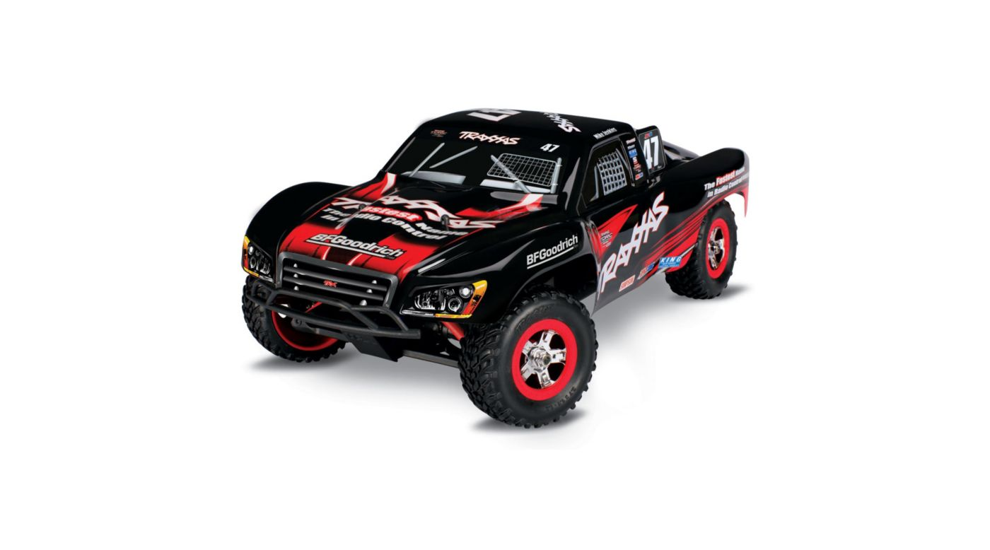 Image for 1/16 Slash 4x4 Brushed RTR Mike Jenkins #47 from HorizonHobby