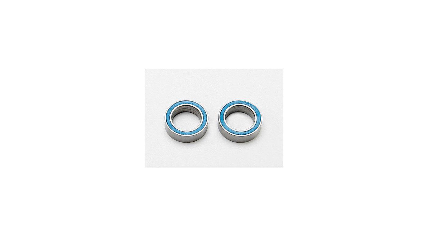 Image for BB, Blue Rubber (8x12x3.5mm) (2): 1/16 SLH, ERV from HorizonHobby