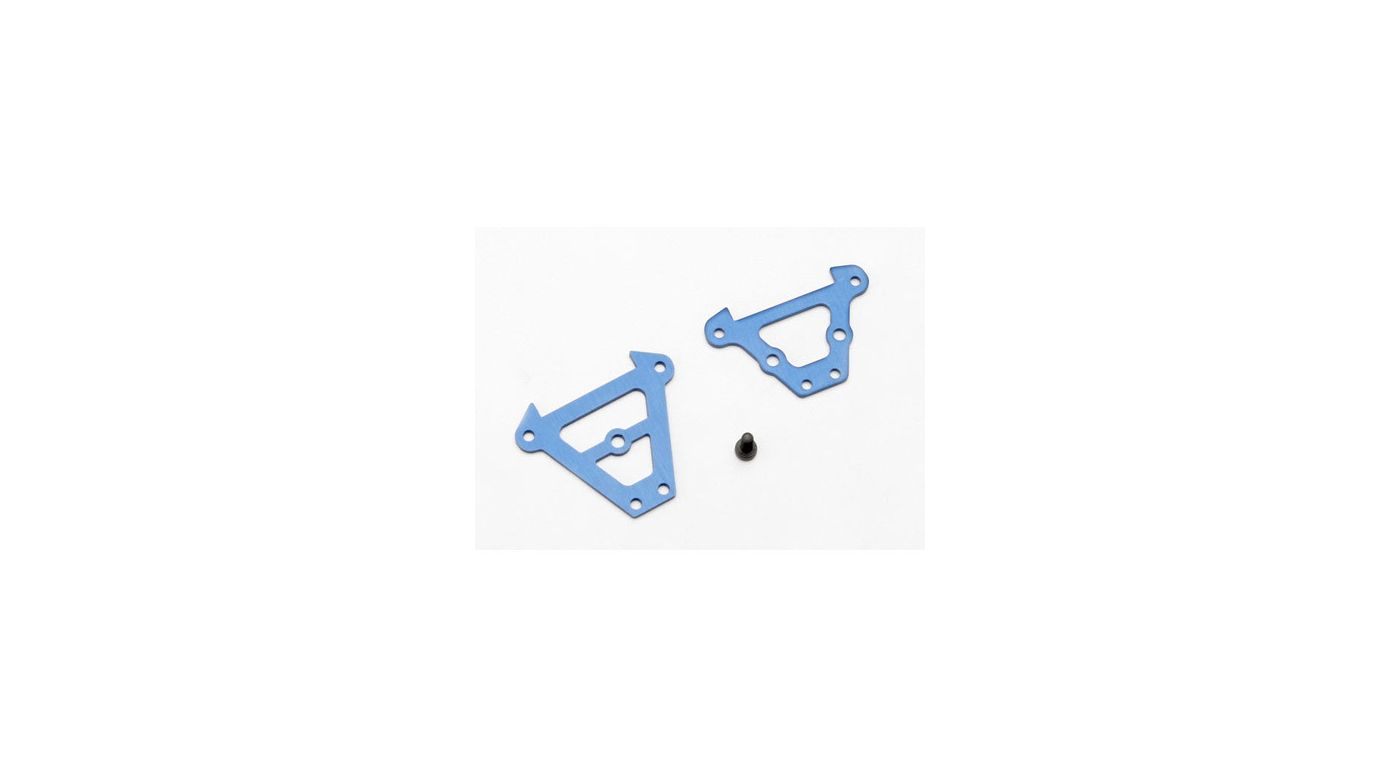 Image for FR&R Bulkhead Tie Bars,Bl Alum: 1/16 SLH, ERV from HorizonHobby