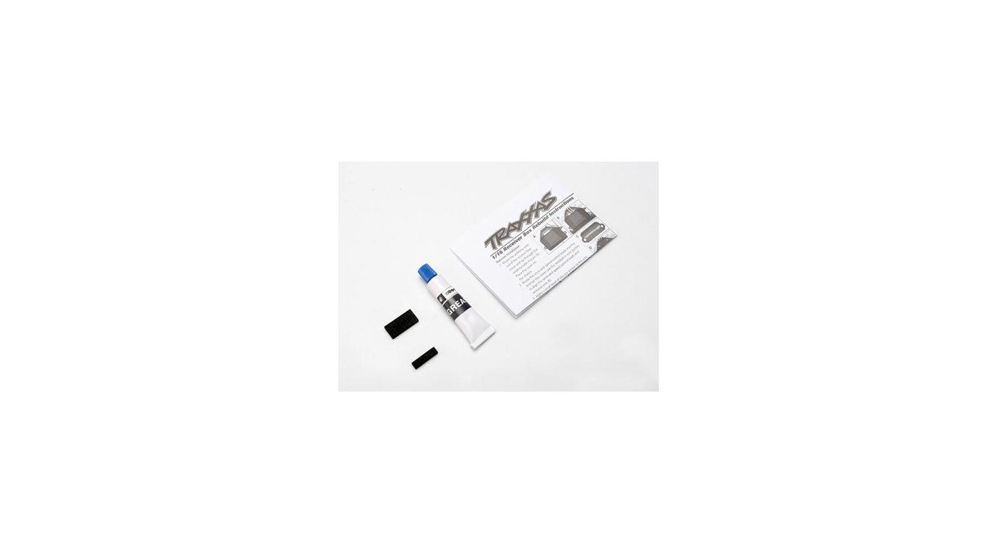 Image for Seal Kit, Receiver Box: 1/16 SLH, ERV from HorizonHobby
