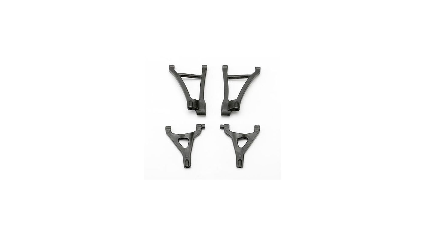 Image for Front Suspension Arm Set: 1/16 SLH from HorizonHobby
