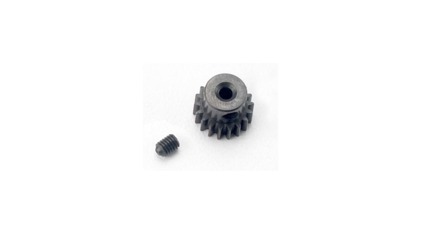 Image for 48 Pitch Pinion Gear with Setscrew, 18T: 1/16 from HorizonHobby