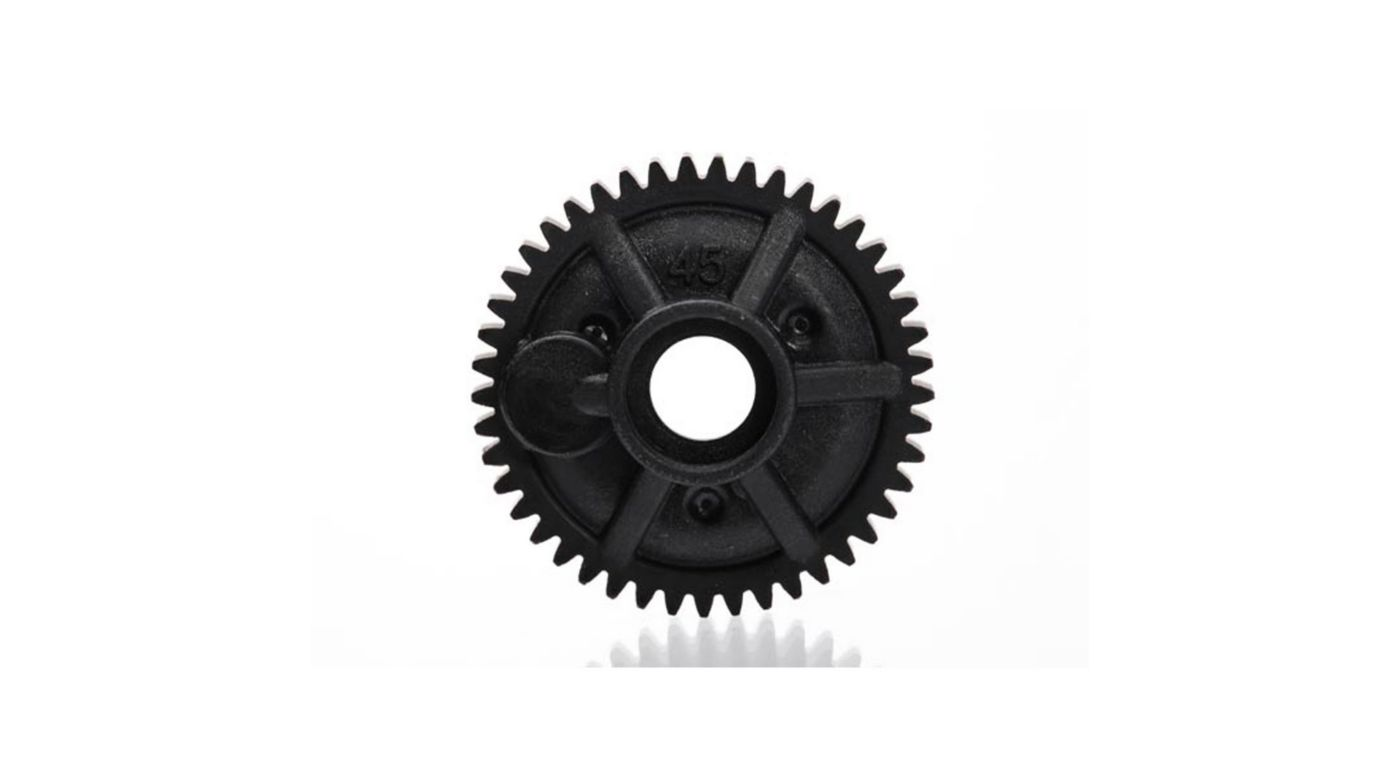 Image for Spur Gear 45T: 1/16 SLASH, E-Revo from HorizonHobby