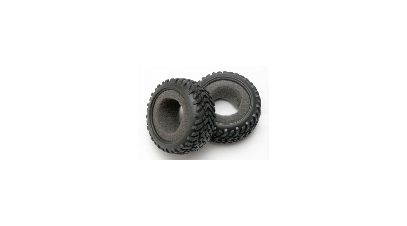 Image for Off-Road Racing Tires(2): 1/16 SLH from HorizonHobby