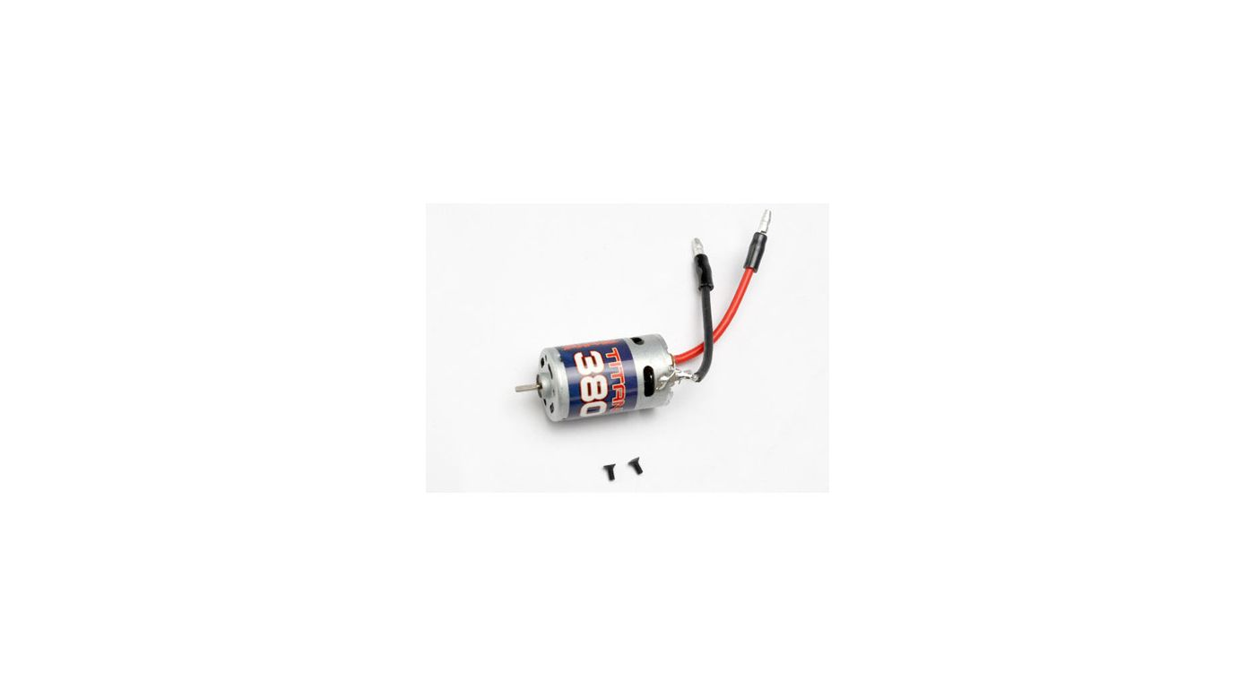 Image for Titan 380 Motor 18T: 1/16 from HorizonHobby