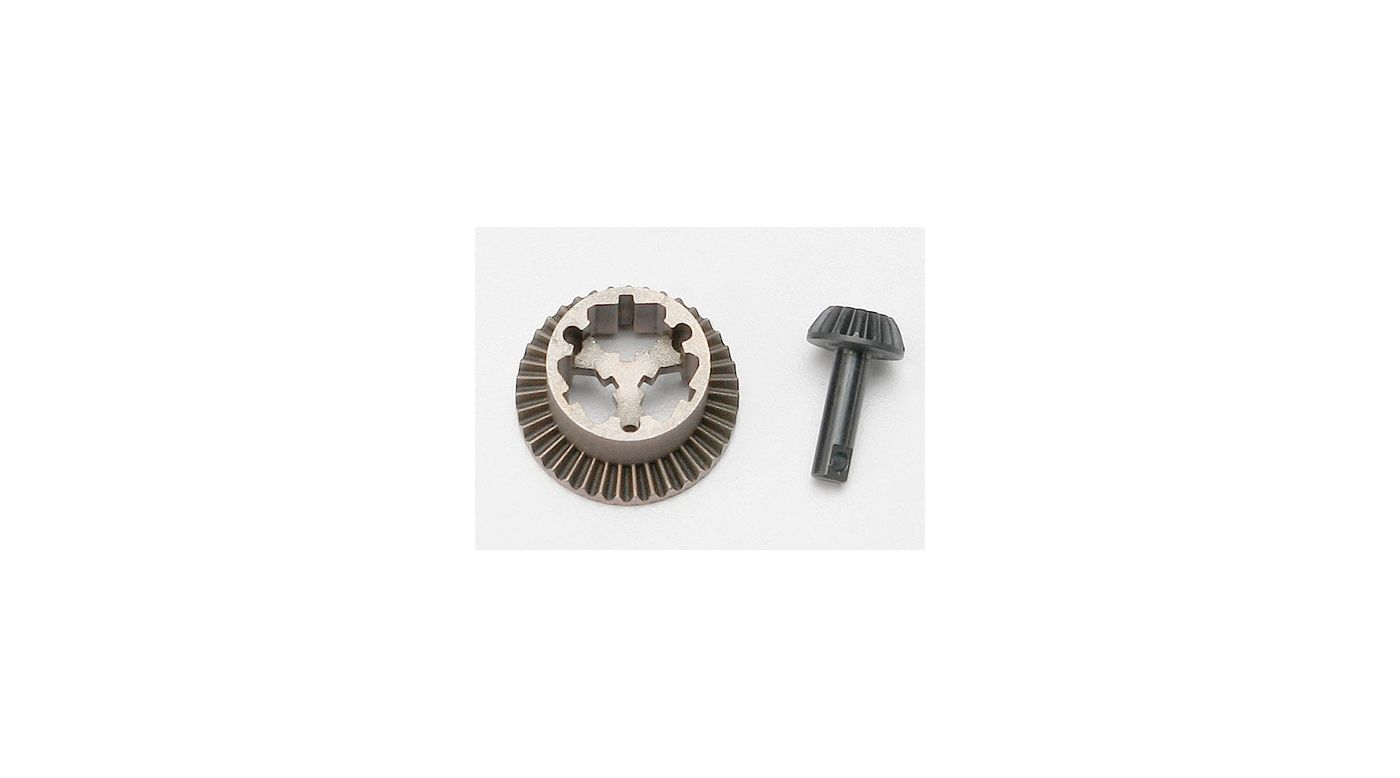 Image for Diff, Ring Gear & Pinion Gear: 1/16 SLH, ERV from HorizonHobby