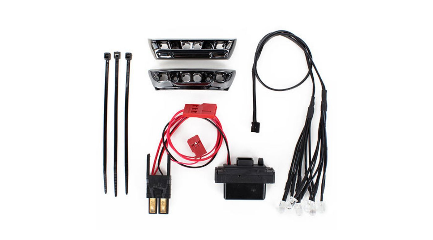 Image for LED Light Kit, Complete: 1/16 E-Revo from HorizonHobby