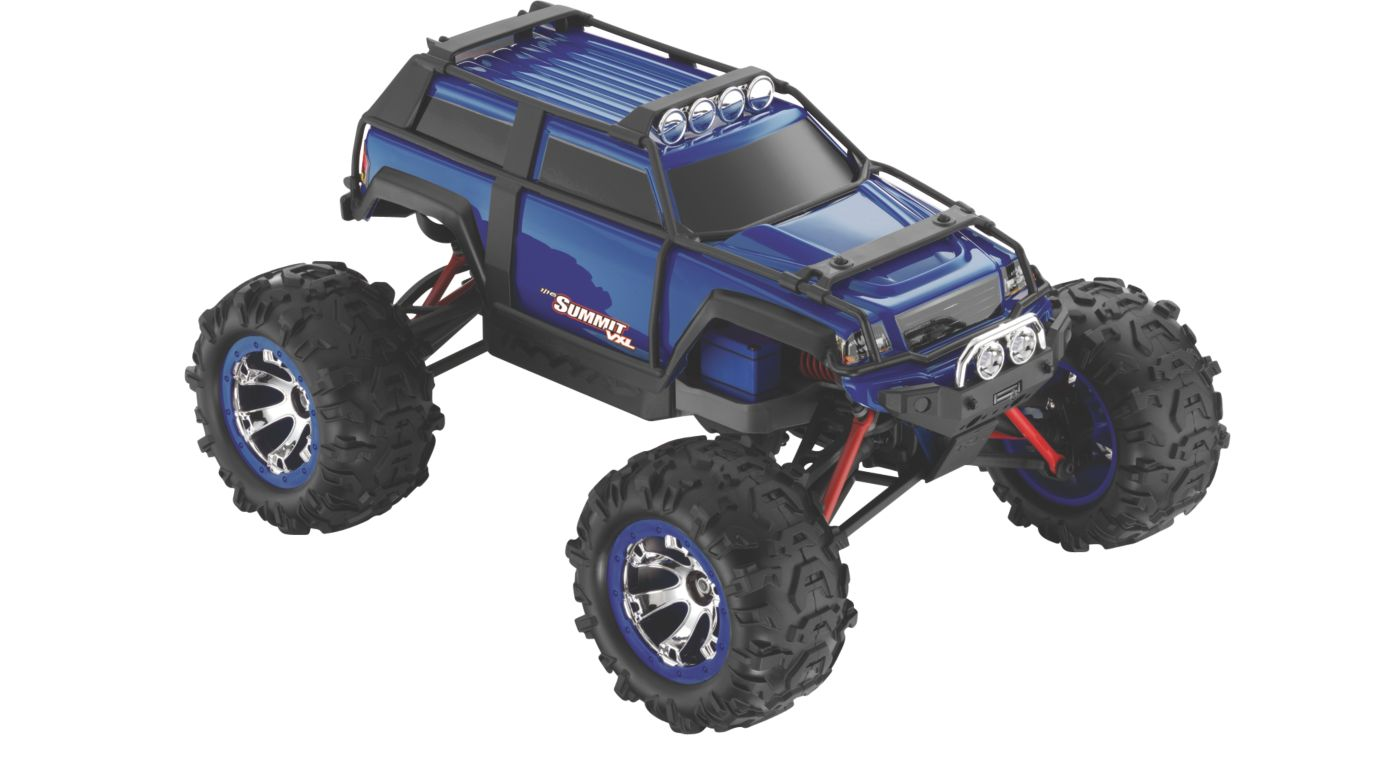 Image for 1/16 Summit VXL 4WD RTR with TQi 2.4 Radio from HorizonHobby
