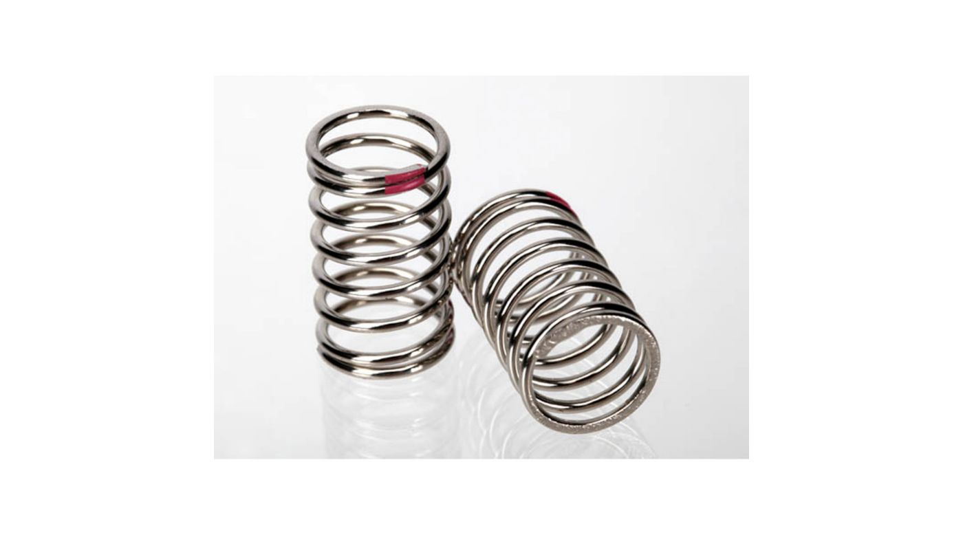 Image for Shock Spring, Pink (2.77Rate): TRA7202A from HorizonHobby