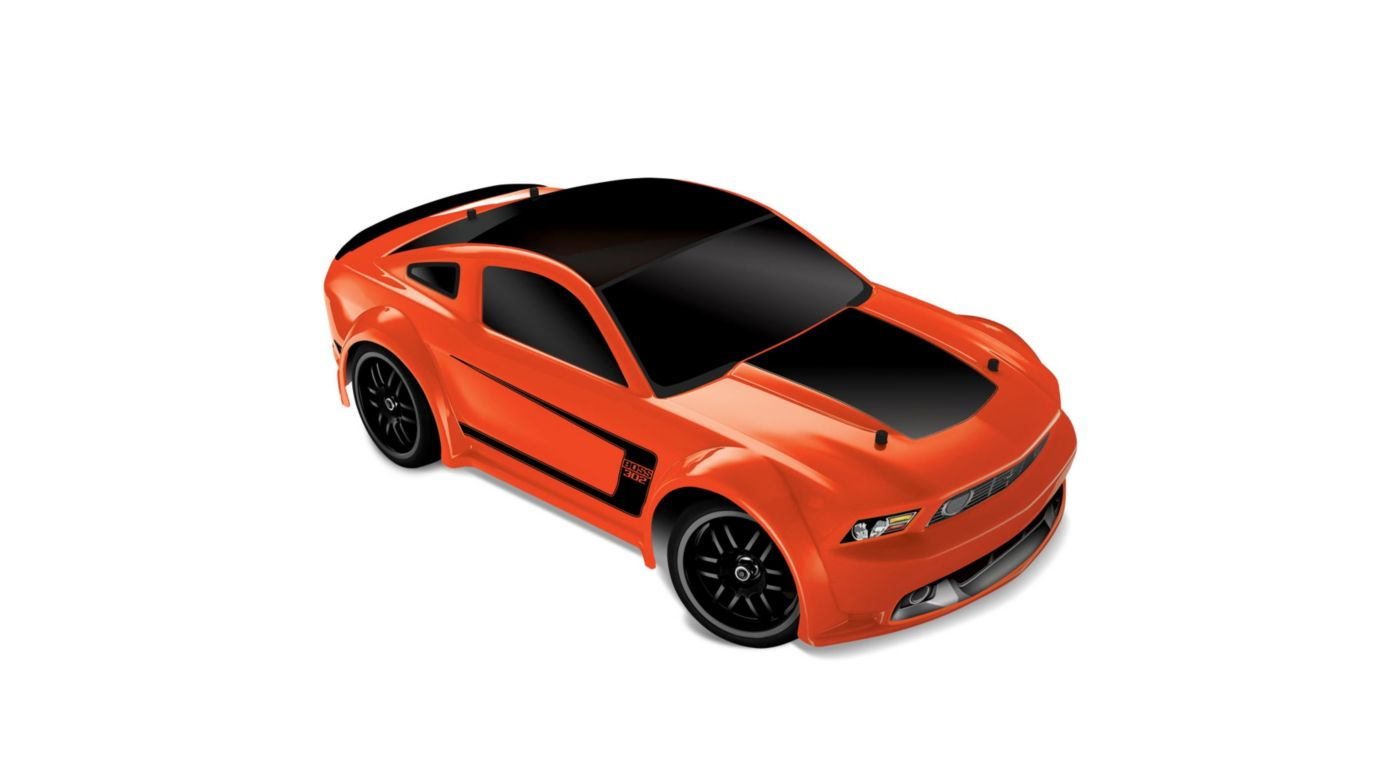Image for 1/16 Ford Mustang Boss 302 4WD RTR  Orange from HorizonHobby