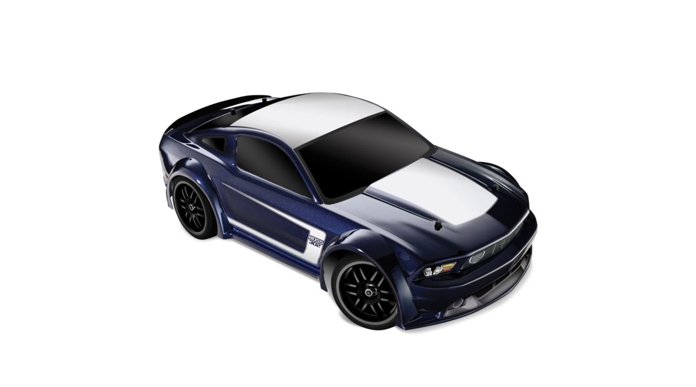 Image for 1/16 Ford Mustang Boss 302 4WD RTR  Blue from HorizonHobby