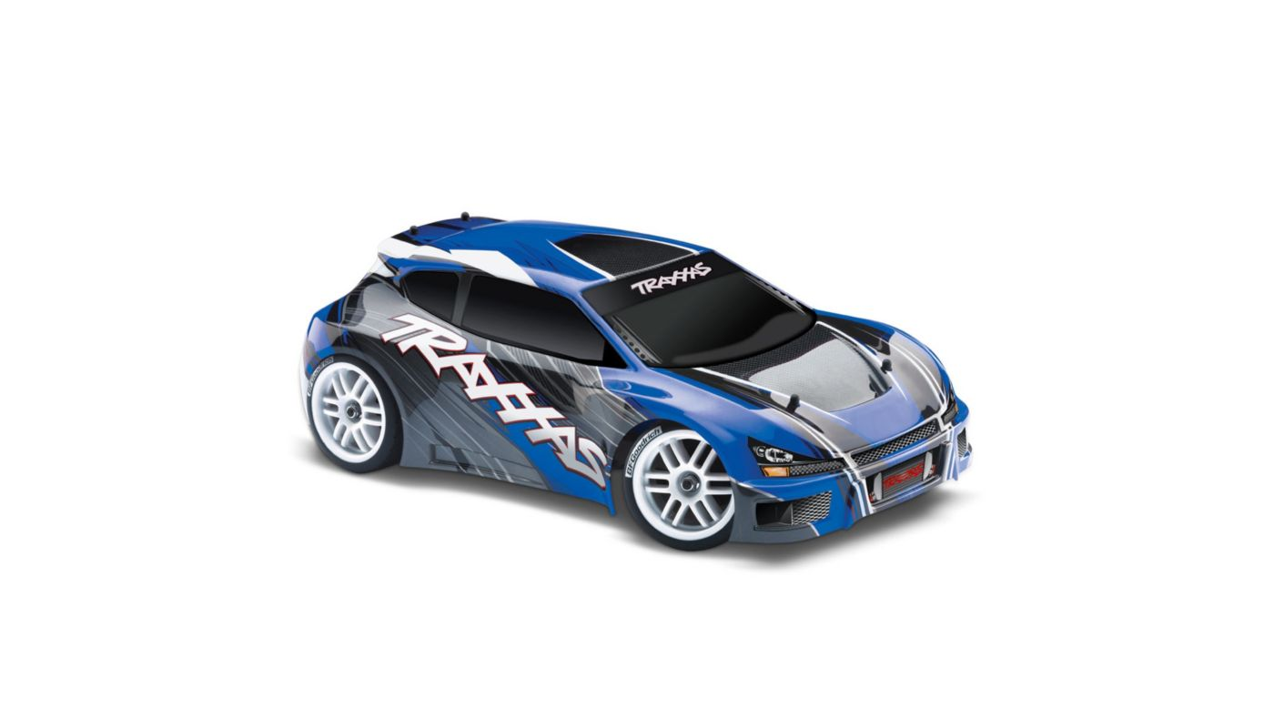 Image for 1/16 Rally Racer VXL 4WD RTR w/ 2.4 Radio  Blue from HorizonHobby