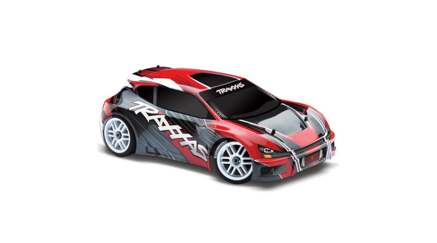 Image for 1/16 Rally Racer VXL 4WD RTR w/ 2.4 Radio  Red from HorizonHobby
