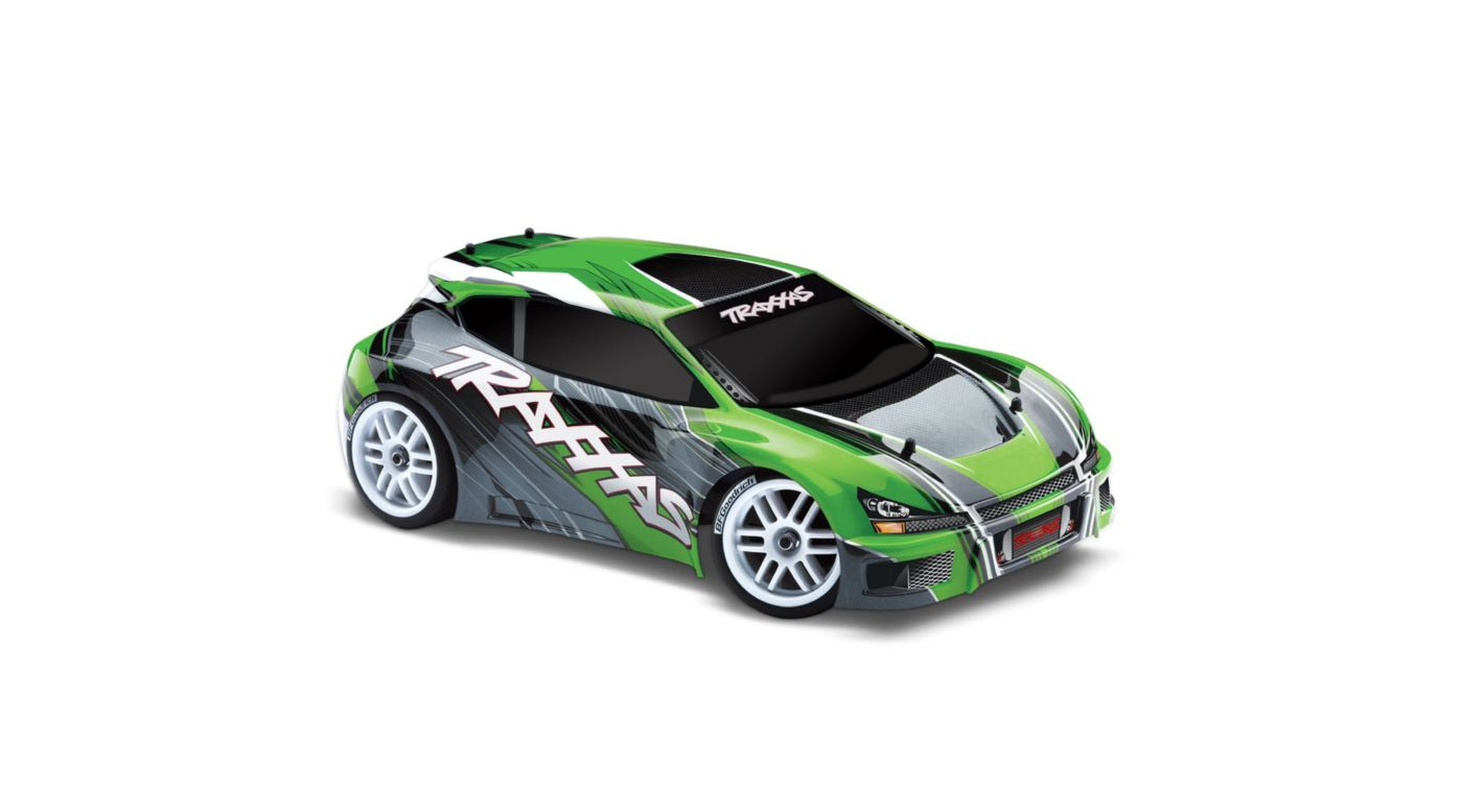 Image for 1/16 Rally Racer VXL 4WD RTR w/ 2.4 Radio  Green from HorizonHobby