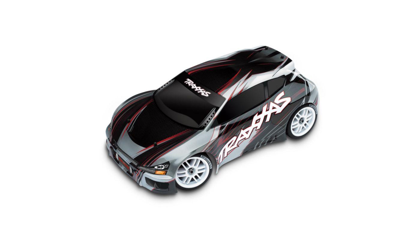 Image for 1/16 Rally Racer VXL 4WD w/ 2.4 Radio  Black from HorizonHobby