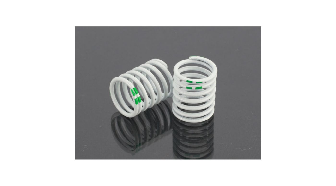 Image for Shock, Spring GTR, Green (1 pair): 1/16 Rally from HorizonHobby