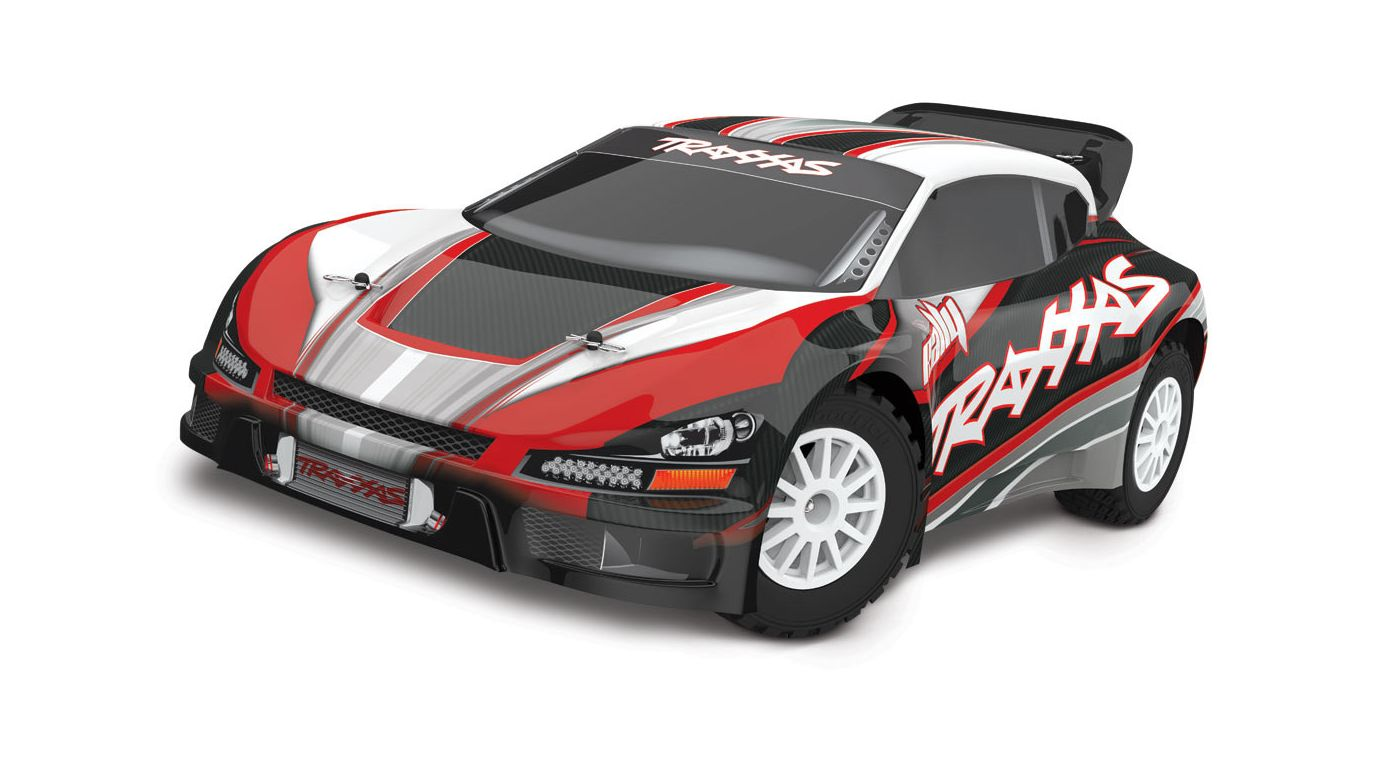 Image for 1/10 4WD Rally Racer Brushless RTR with TQi 2.4GHz Radio, Red from HorizonHobby