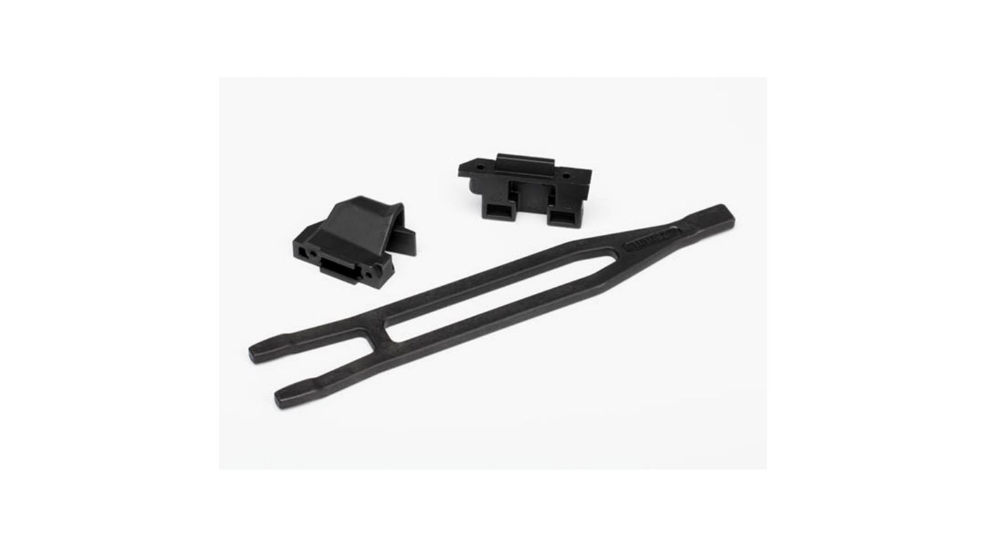 Image for Front & Rear Battery Hold Down: 1/10 Rally from HorizonHobby