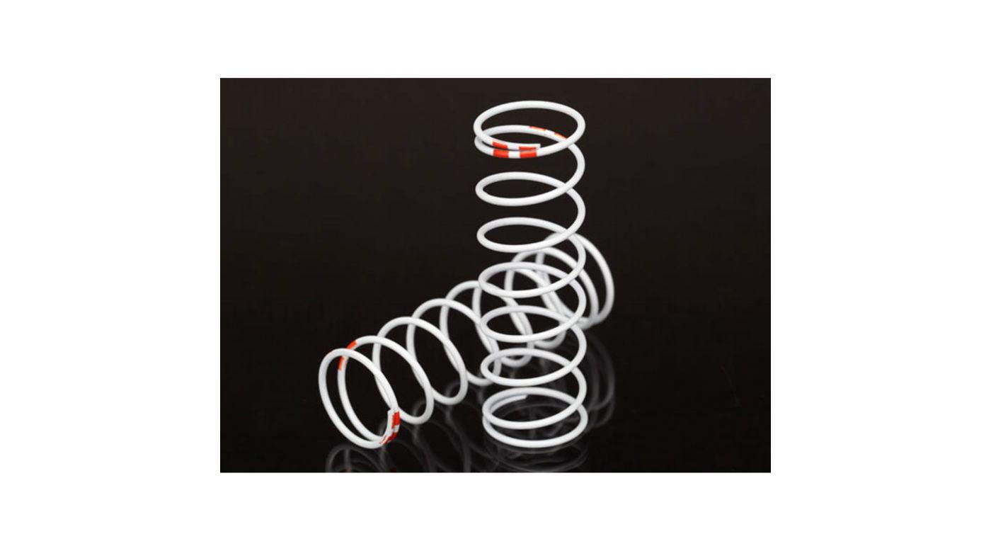 Image for GTR Shock Spring, XXLong, White (rate .711 Orange) from HorizonHobby