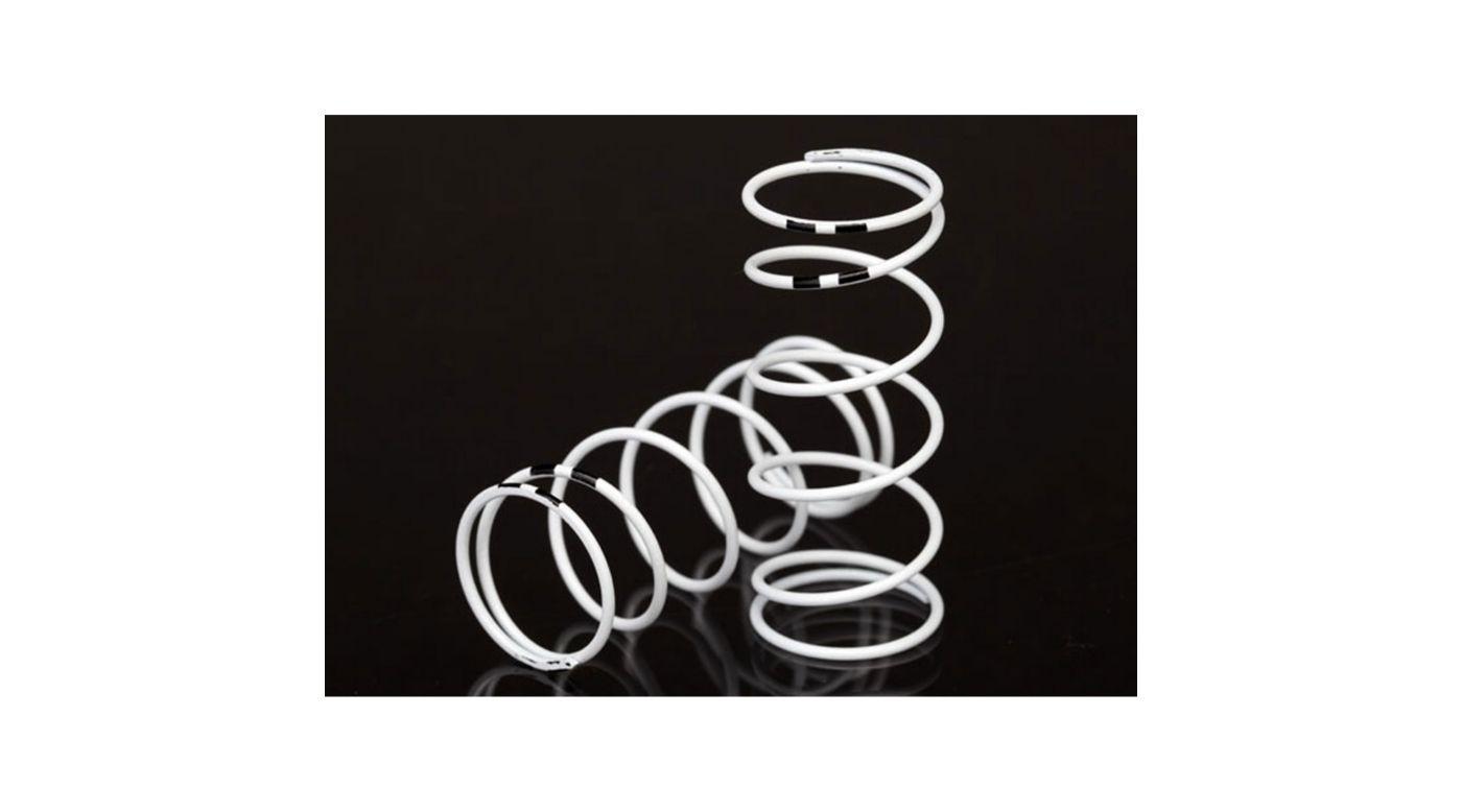Image for GTR Shock Spring, Long, White (rate .767 Black) from HorizonHobby