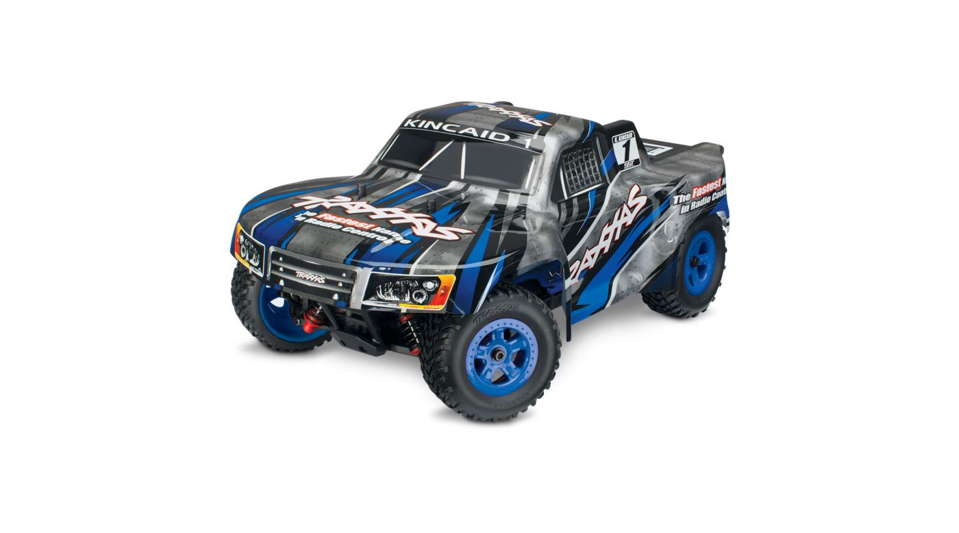 Image for 1/18 LaTrax SST, Brushed, 4WD RTR, Kincaid (Blue) from HorizonHobby