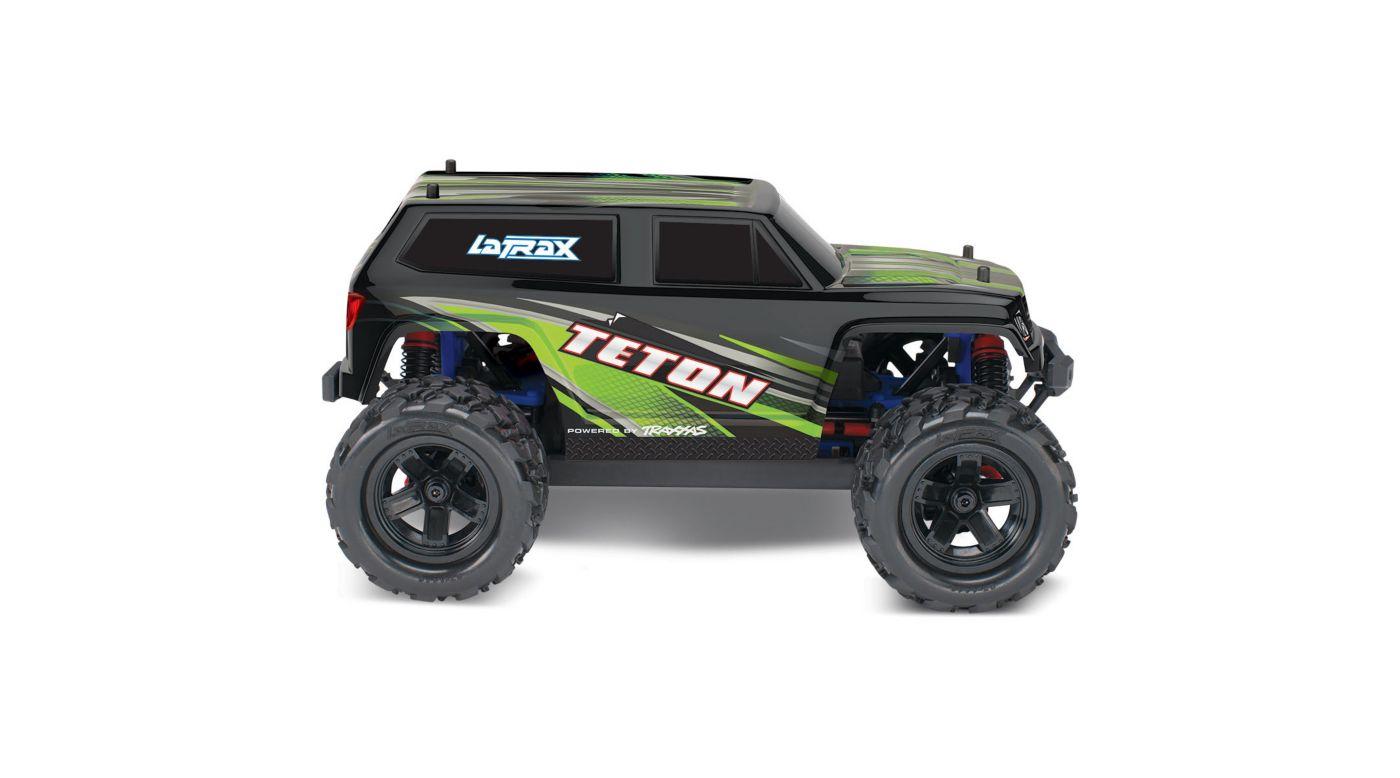 Image for 1/18 Teton 4WD Ready to Explore with Battery, Green from HorizonHobby