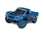 Traxxas - 1/18 LaTrax Desert Prerunner 4WD Electric Truck Brushed RTR, Blue