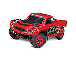 Traxxas - 1/18 LaTrax Desert Prerunner 4WD Electric Truck Brushed RTR, Red