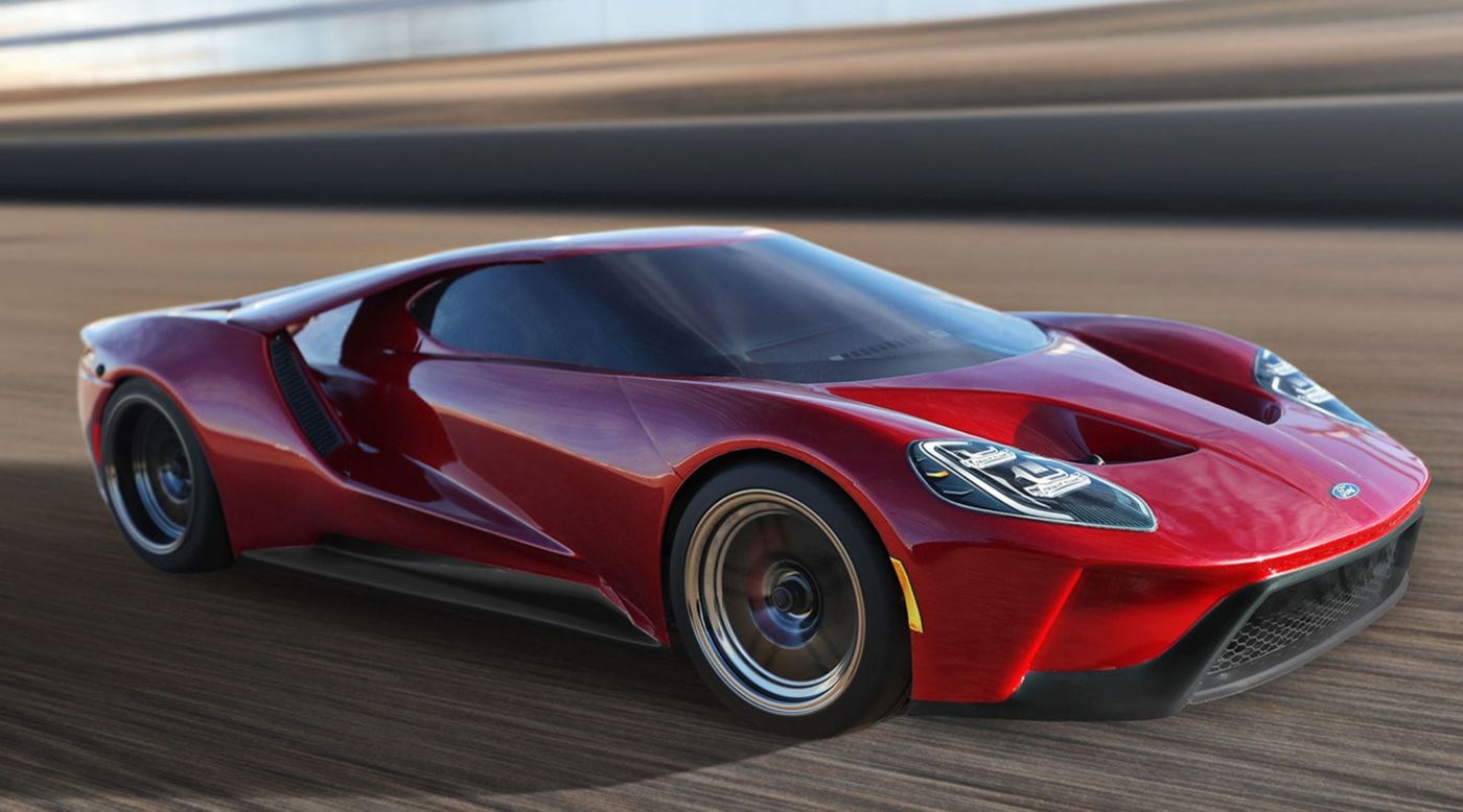 Image For   Scale Ford Gt Awd Supercar Rtr With Xl  And