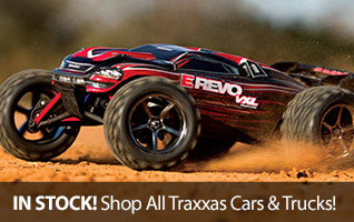 Traxxas has been a leader in innovation for years in radio control, as such Horizon Hobby is proud to be your home for all your your Traxxas product needs.
