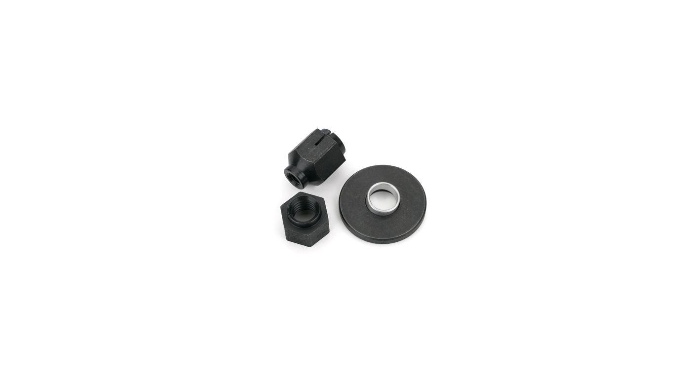 Image for Double Jam Nut,8x1.25mm:SAI100/120/150/180/FG20/36 from HorizonHobby