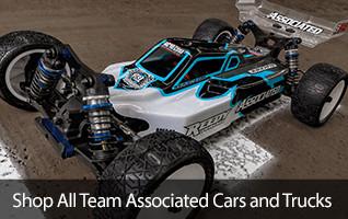 Shop all Team Associated Cars and Trucks
