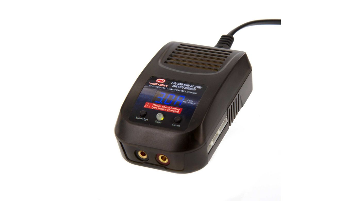 Image for LiPo, NiMH AC Sport Balance Charger from HorizonHobby