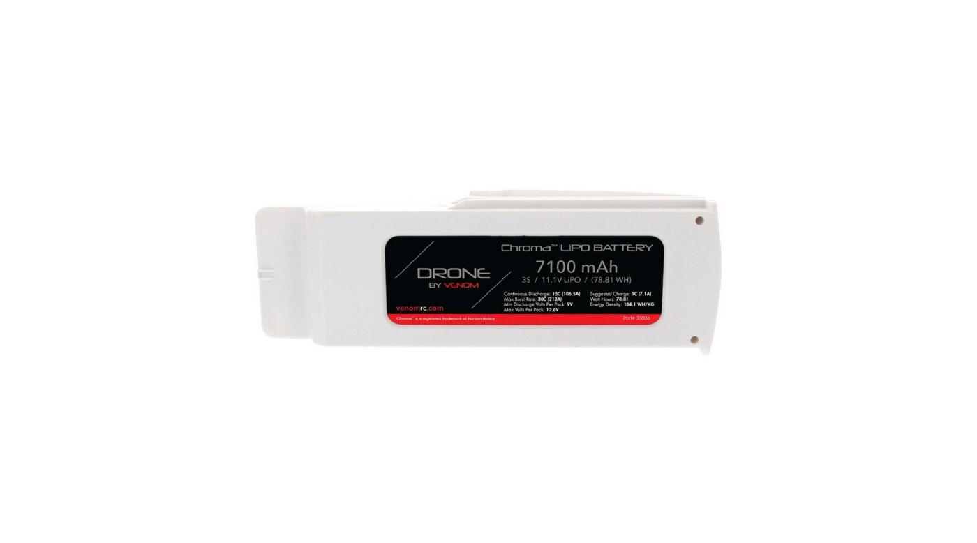 Image for 11.1V 7100mAh 15C 3S LiPo, Hardcase: Chroma from HorizonHobby