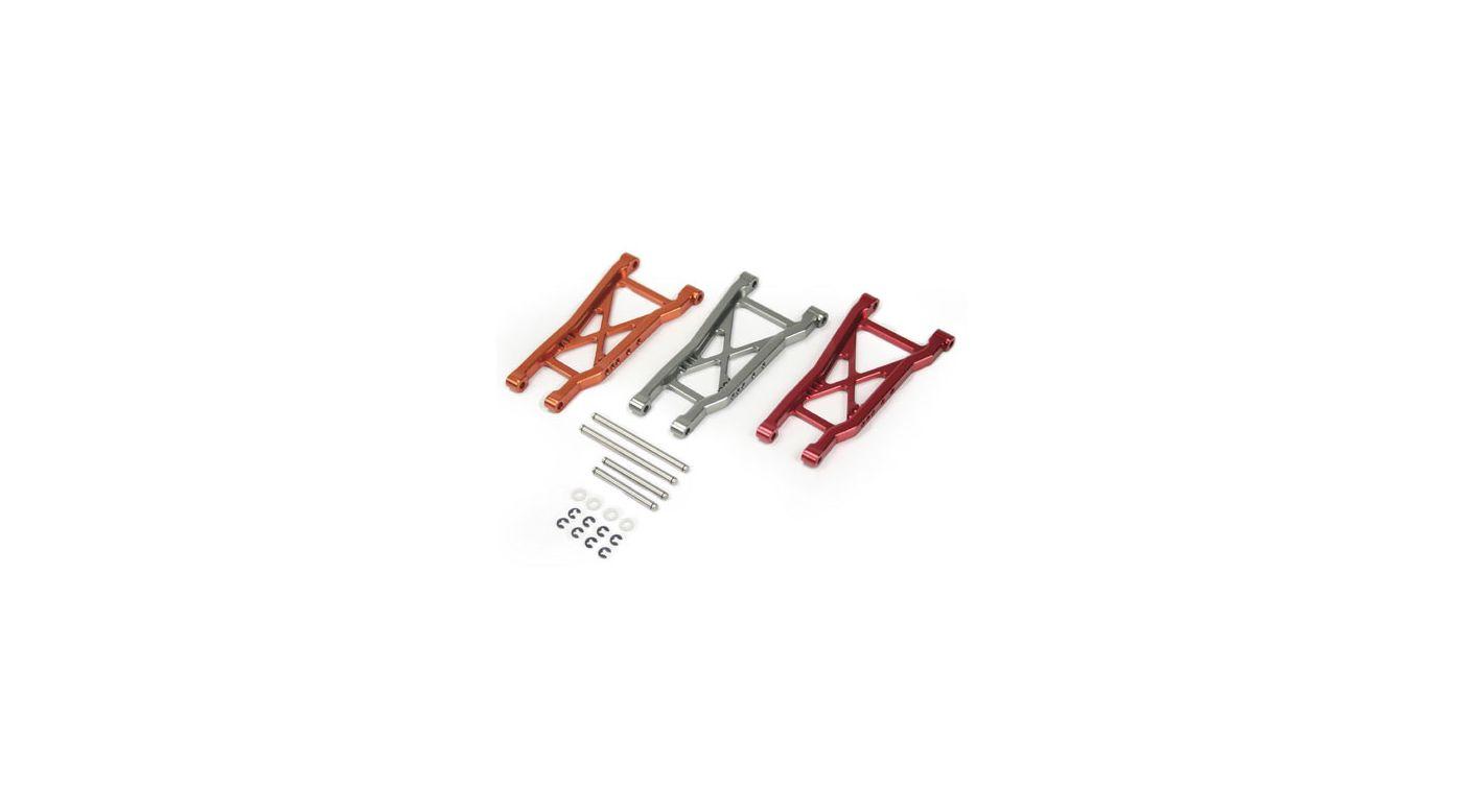 Image for Aluminum Rear Lower Arm, Red: TRA Slash from HorizonHobby