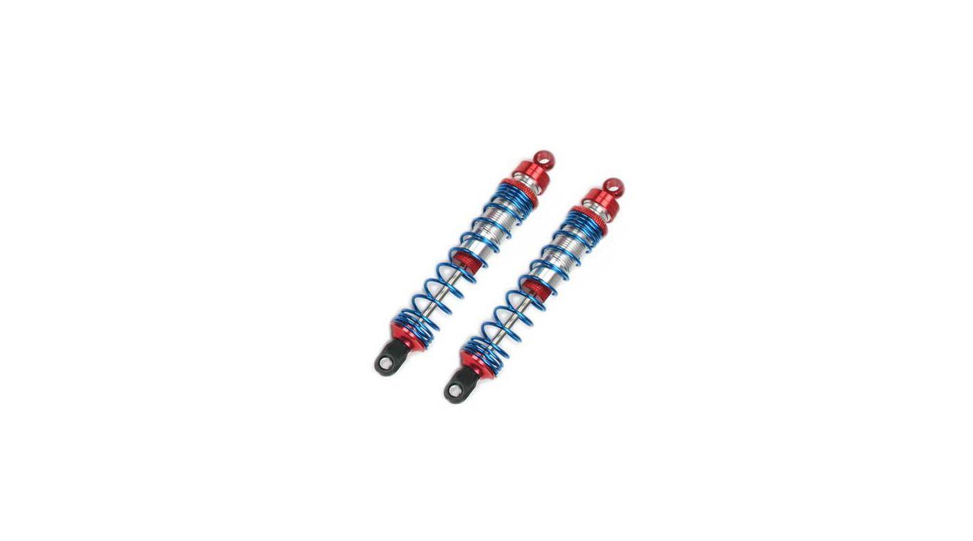 Image for Red Aluminum Rear Shock: TRA Slash from HorizonHobby