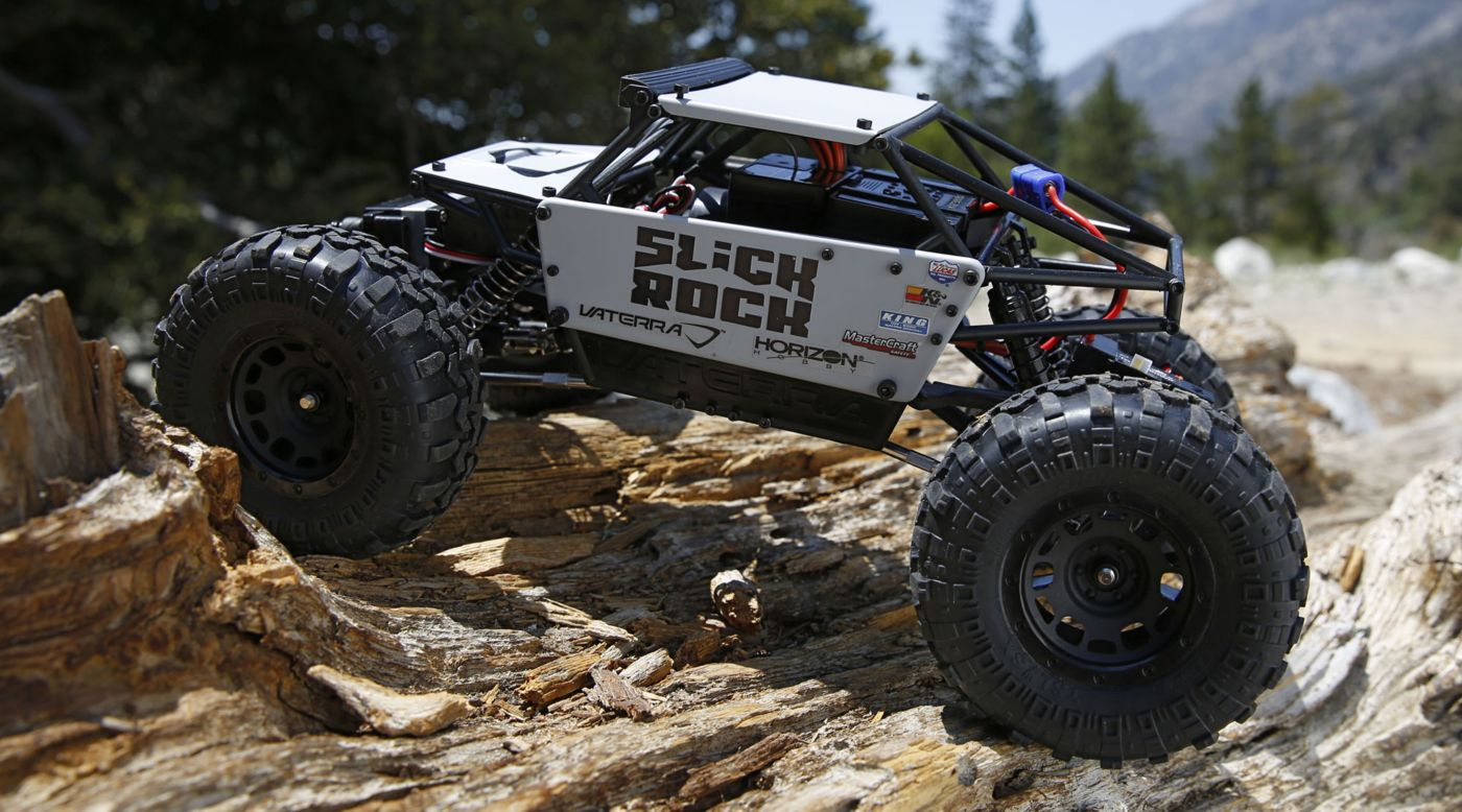 Image for 1/18 Slickrock 4WD Rock Crawler RTR from HorizonHobby