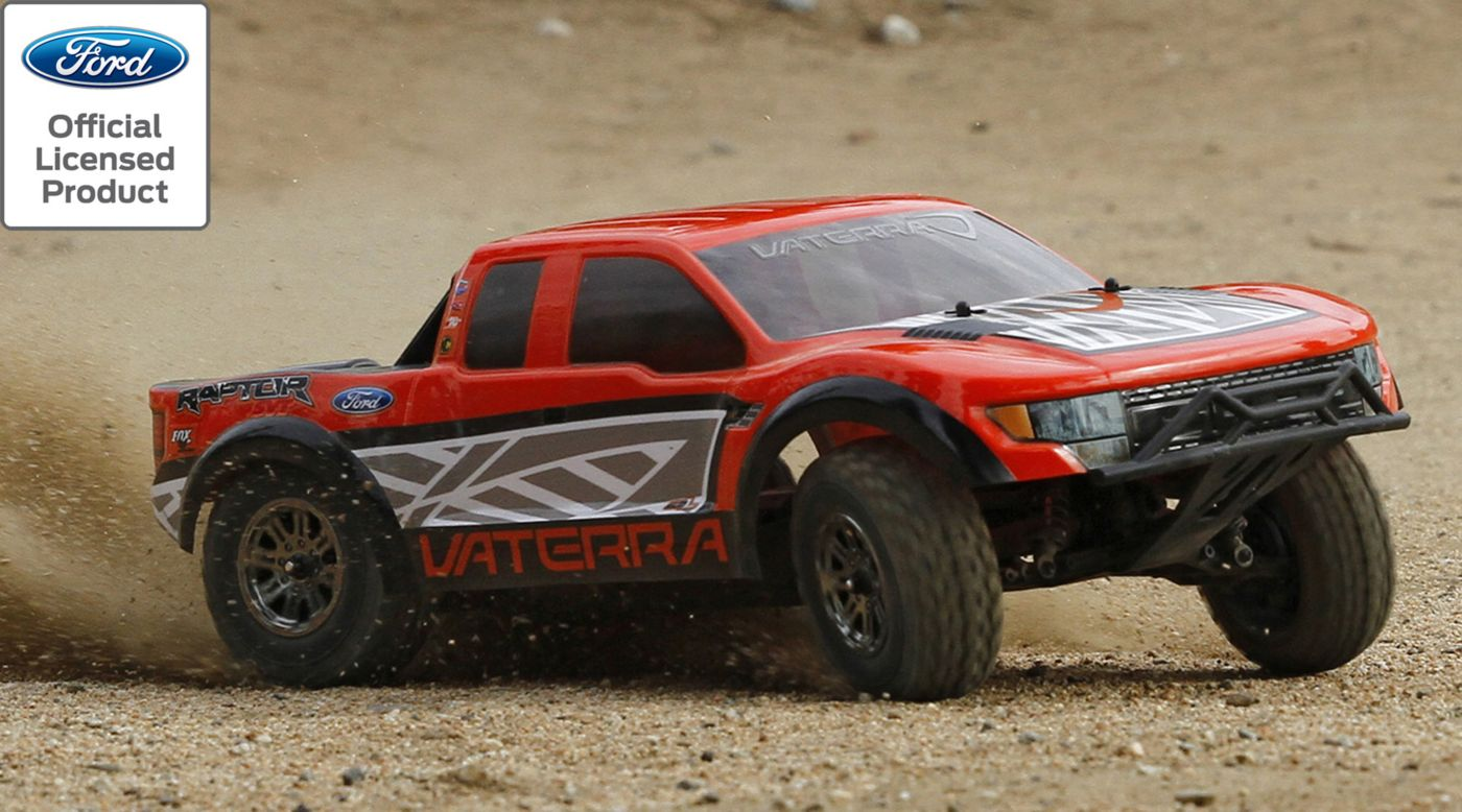 Image for 1/10 Ford Raptor Pre Runner 4WD Truck RTR with AVC Technology from HorizonHobby