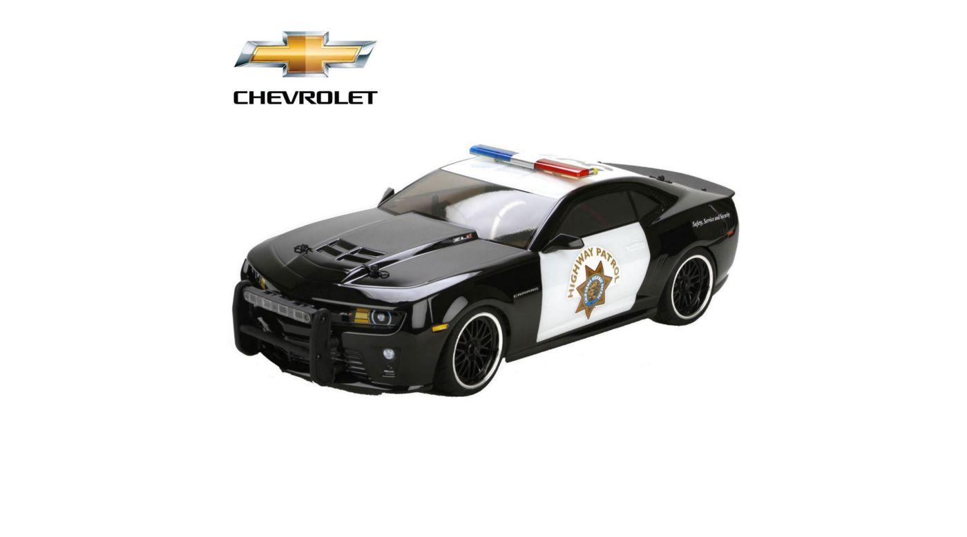 Image for 1/10 2012 CHP Chevrolet Camaro ZL-1 RTR,  V100-S from HorizonHobby