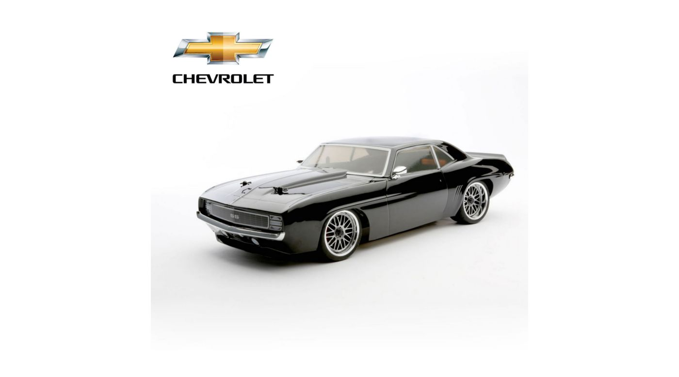 Image for 1/10 1969 Camaro SS Brushless 4WD RTR, V100-S from HorizonHobby