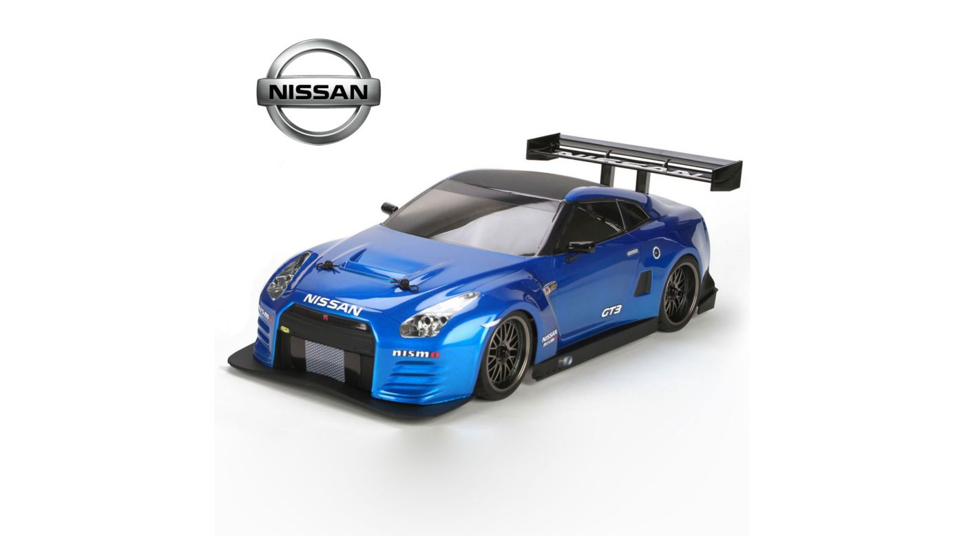 Image for 1/10 2012 Nissan GTR GT3 V100-C RTR from HorizonHobby