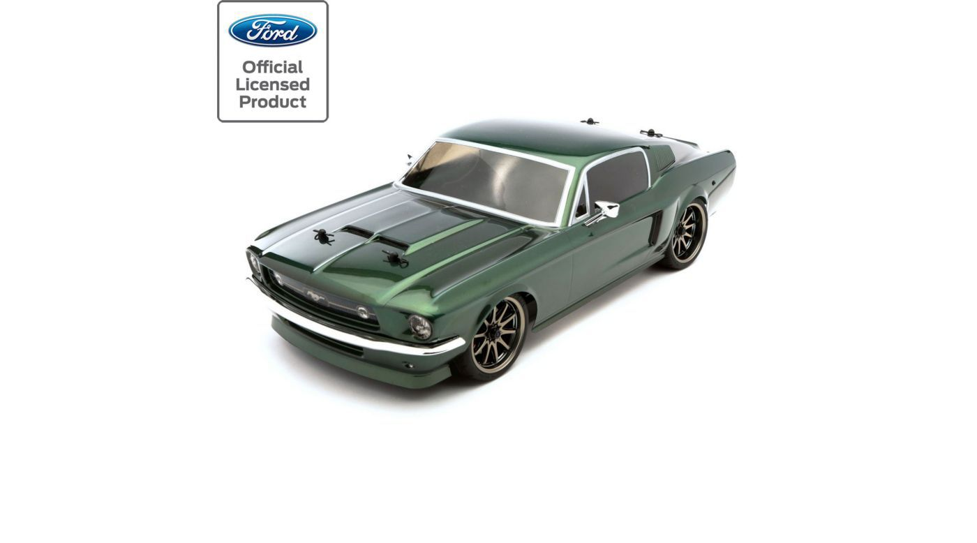 Image for 1/10 1967 Ford Mustang V100-S RTR from HorizonHobby